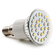 2W E14 / GU10 / E26/E27 LED Spotlight PAR38 30 SMD 3528 90 lm Warm White AC 220-240 V