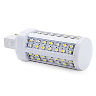 G24 4.5W 84x3528 SMD 250-300LM 2500-3500K Warm White Light LED Bulb (220-240V)
