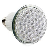 3W E14 Faretti LED MR16 48 LED ad alta intesità 240 lm Bianco AC 220-240 V
