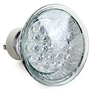 1W GU10 LED Spotlight MR16 21 High Power LED 105 lm Natural White AC 220-240 V