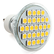 GU10 4 W 27 SMD 5050 300 LM Warm White MR16 Spot Lights V