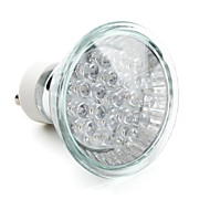 1.5W GU10 LED-spotlys MR16 21 DIP-LED 40 lm Blå Dekorativ V