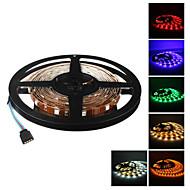 5M 7W 150x5050 SMD RGB Light LED Strip Lamp (DC 12V)