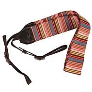 New Fashion Vintage Hippie Knit bærestropp Halsstropp for DSLR