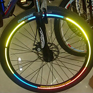 Bicycle Rim Reflection Paster