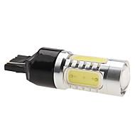 T20 (7440,7443) Auto Weiß 7W Hochleistungs LED 6000-6500 Bremslicht Rückfahrscheinwerfer Spotlicht Höhen Leistung