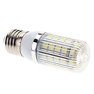 E26/E27 7 W 36 SMD 5050 630 LM Natural White T Corn Bulbs AC 85-265 V