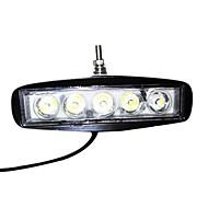 15w tér 5 LED-es lámpa