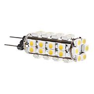 DAIWL g4 2.5w 38x3528 SMD 180-200lm 3000-3500k warmweißes Licht führte Maisbirne (12V)