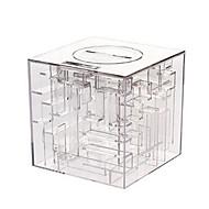 Money Maze Coin Box Puzzle Game Prize Saving Bank