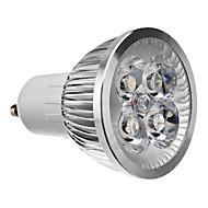 GU10 4 W 4 High Power LED 70 LM Warm White Decorative Spot Lights AC 85-265 V