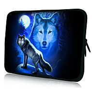 "Wolf Pattern 7""/10""/13"" Laptop Sleeve Case for MacBook Air Pro/Ipad Mini/Galaxy Tab2/Sony/Google Nexus 18170"