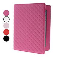 PU Δερμάτινη Θήκη με Βάση για iPad 2/3/4 (Διάφορα Χρώματα)