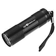 LITB Portable 9-LED White Light Flashlight (3xAAA)
