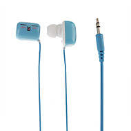 Smile Face In-Ear Stereo Earphone for iPod (Assorted Colors)