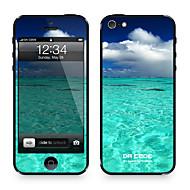 "Code Da ™ Skin pour iPhone 4/4S: ""Ocean and Sunshine"" (Nature Series)"