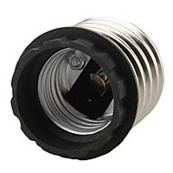 E40 to E27 Bulb Adapter Socket
