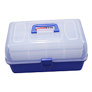 Triple-Layer Lure Box Tackle Box (36*20*19cm)