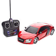 01:16 High Speed ​​Remote Control Car Model (willekeurige kleur)