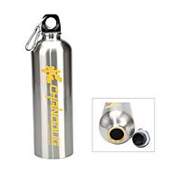 Botella de agua de acero inoxidable al aire libre