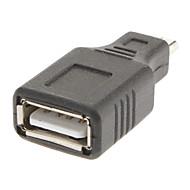 Micro-USB zu USB / A M / F Adapter