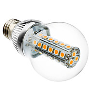e27 7w 39x5050 SMD lumière 450-500lm blanc chaud / blanc naturel conduit ampoule sphérique (85-265V)