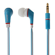 GNP-652 In-Ear Earphones with Mic and Calls Control for iPod (Assorted Colors)