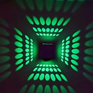 3 integrierte LED Modern/Zeitgenössisch Galvanisierung Eigenschaft for LED Birne inklusive,Ambientelicht Wandleuchte