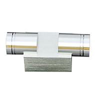 2 integrierte LED Modern/Zeitgenössisch Galvanisierung Eigenschaft for LED Ministil Birne inklusive,Ambientelicht Wandleuchte