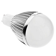 9W GU10 Ampoules Globe LED A60(A19) 18 SMD 5730 810 lm Blanc Naturel AC 85-265 V