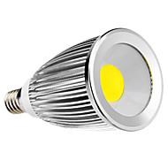 E14/E27 7W 450-500LM Warm/Natural White COB LED Spot Bulb (110-240V)