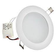 """3.5 """"6W 36x2835SMD 370-400LM 2700-3500K Blanc Chaud Ampoule LED de plafond (110-240V)"""
