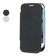 PU-Leder Power Case mit Akku und Ständer für Samsung Galaxy S3 I9300 (farbig sortiert, 3200mAh)
