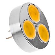 G4 4W 330-370LM 3000-3500K scaldano della luce bianca LED Bulb Spot (12V)