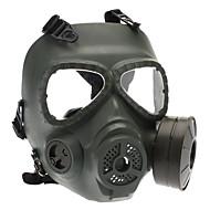 Crâne Masque de gaz de style de plein air Jeux de Guerre - Army Green