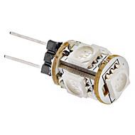 G4 1W 5x5050SMD 65-75LMグリーンライトLEDのトウモロコシの電球(12V)