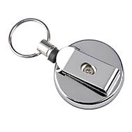 Metal Retractable Badge Reel BuckleHUI-125