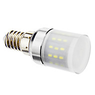 4W E14 LED Corn Lights 48 SMD 3014 320 lm Cool White AC 220-240 V