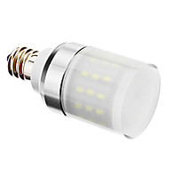 E12 3.5 W 48 SMD 3014 320 LM Cool White Corn Bulbs AC 220-240 V