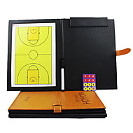 Magnetic Folding Basketball Coaching Board (2Pens + Board Eraser + Magneter)