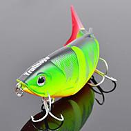 1 szt Twarda Bait Ogólna nazwa kilku drobnych ryb Návnady Błystki Przynęta twarda Zielony Pomarańczowy Żółty Niebieski Kolory losowe g/