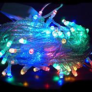 100 LED 10M multicolore décoration de corde de lumière pour la noce de Noël (Cis-84283A)