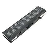 Dell Inspiron 1525 1526 1440 1750 1545 1546 için 5200mAh yedek dizüstü pil - siyah
