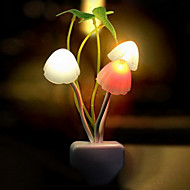 16 * 5 cm Mushroom stil 1/5W Energy Saving LED Night Lampe