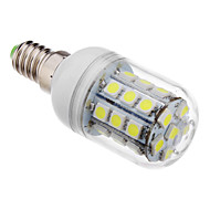 5W E14 LED Corn Lights T 30 SMD 5050 390-420 lm Cool White AC 220-240 V