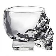 mini křišťálová lebka head cup vodka sklenku whiskey pít výrobky pro domácí bar