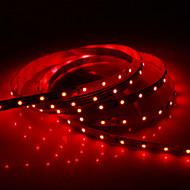 5M 24W 60x3528SMD 900-1200LM Red Light LED Streifen Licht (DC12V)