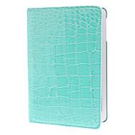 360 Degree Rotating Crocodile Print Case for iPad mini 3, iPad mini 2, iPad mini (Assorted Colors)