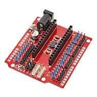 Multi-Funktions-Funduino Nano Schild Nano-Sensor-Erweiterungskarte
