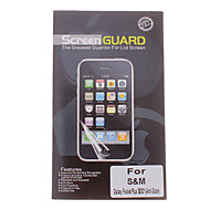 Professional matt antirefleks LCD Screen Guard Protector for Samsung Galaxy Pocket Plus S5301